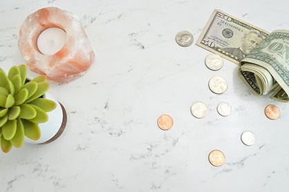 اتصال خود به منبع فراوانی و ثروت